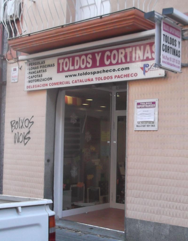 toldos y cortinas importranser l 39 hospitalet guia33