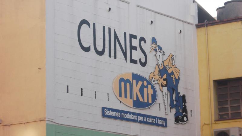 Cocinas mkit modulares l 39 hospitalet guia33 - Muebles hospitalet de llobregat ...