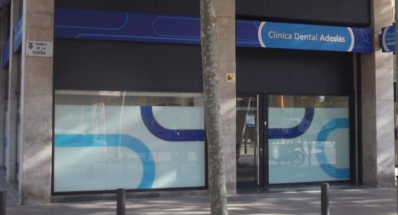 Clinicas Dentales Adeslas L Hospitalet Seguro Con Cobertura Mas Amplia