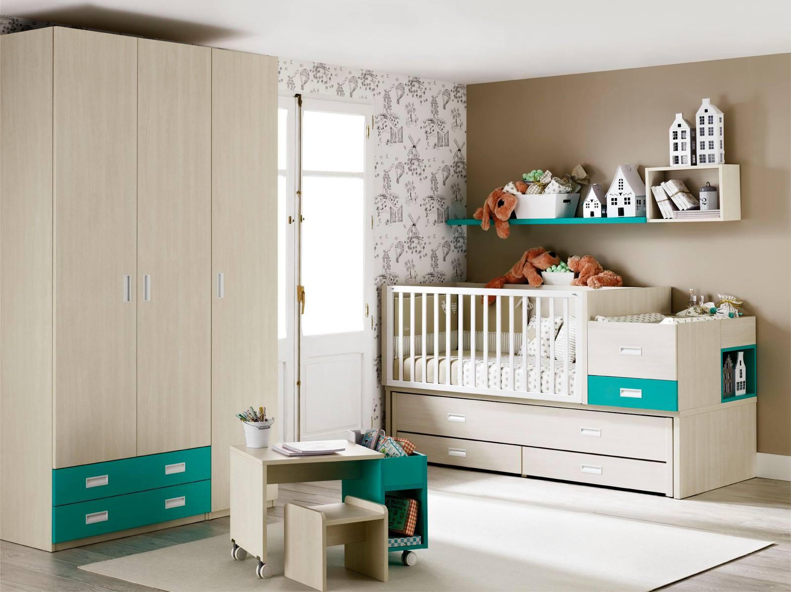 Muebles puericultura 2rmobel l 39 hospitalet mueble juvenil e infantil - Muebles hospitalet de llobregat ...