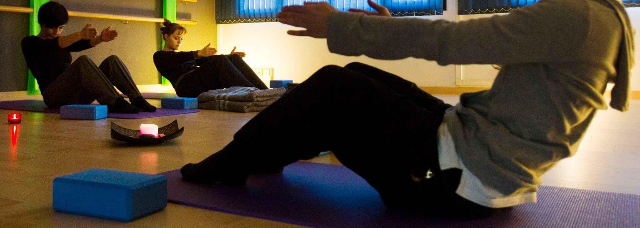 yoga hospitalet