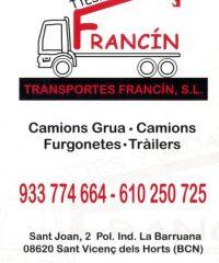 Transportes Francin, S.L.