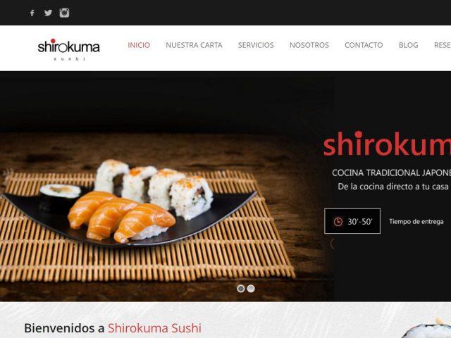 Restaurante Japonés Shirokuma Sushi