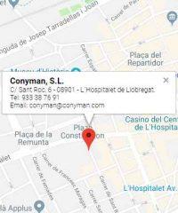 Conyman Construcción Rehabilitaciones L'Hospitalet
