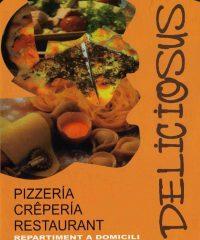 Deliciosus Pizzería L'Hospitalet