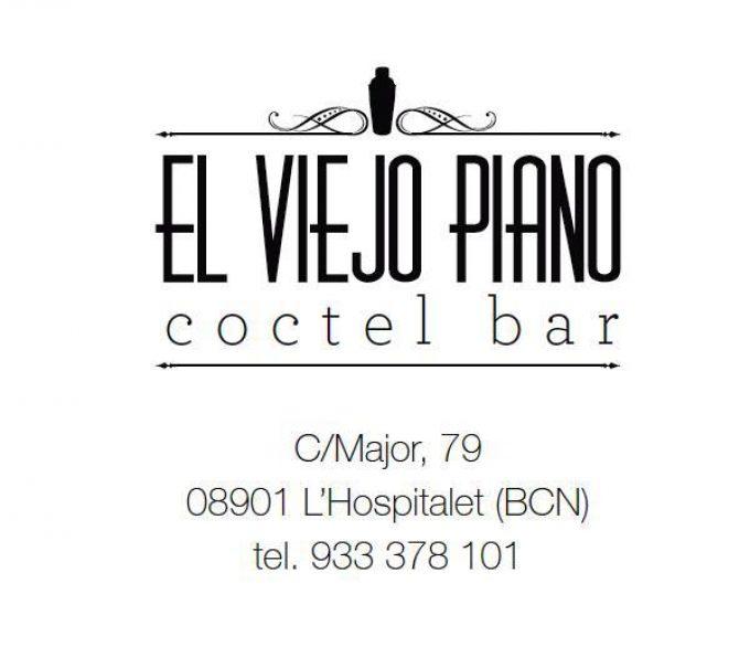 El Viejo Piano Coctelería l'Hospitalet