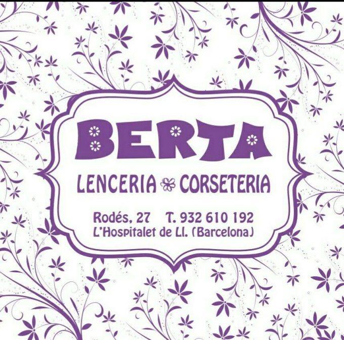 Lencería Berta L'Hospitalet