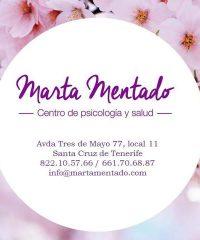 Marta Mentado Psicología y Salud Tenerife