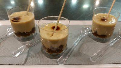Bar restaurant Nou Coro Sant Feliu tapas, menú diario y pinchos sibarita de foie con cebolla caramelizada