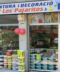 Pinturas los Pajaritos en Hospitalet de Llobregat