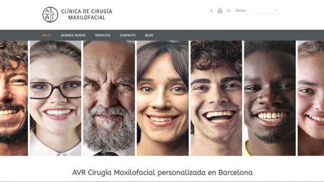 AVR Clínica de Cirugía Maxilofacial