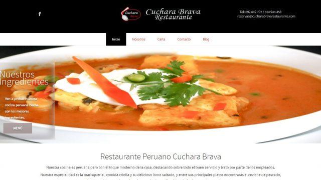 Restaurante Peruano Cuchara Brava