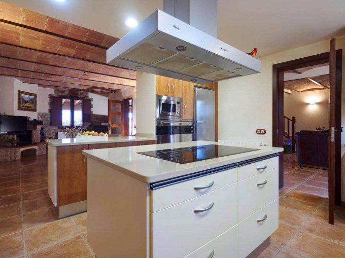 CAN GUINÓ casa rural alquiler Llagostera