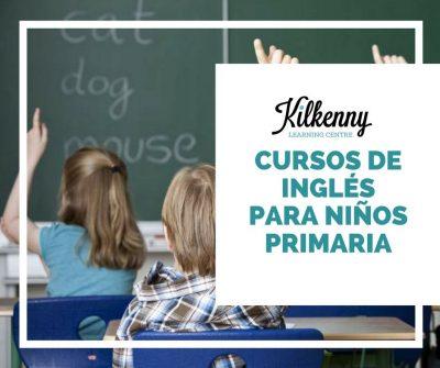 Cursos de Inglés en Castelldefels niños de primaria