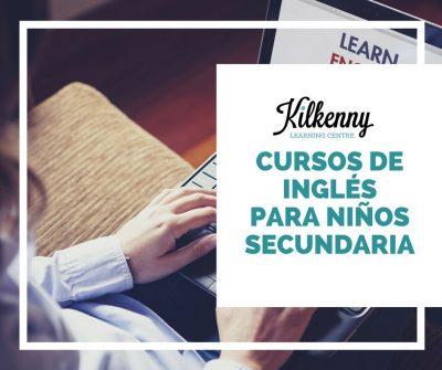 Cursos de inglés en Castelldefels para niños de secundaria