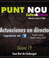Punt Nou Cafés & Copas Sant Boi De Llobregat